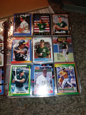 Mark mcgwire jose canseco dan marino and more for Sale in Banning, CA