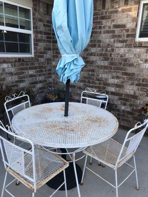 Patio furniture for Sale in Grape Creek, TX