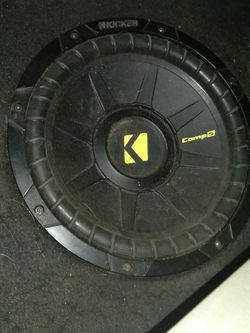 Subwoofer In 760 Pioneer Amplifier for Sale in Clarksburg,  WV