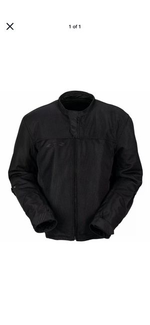 Z1R GUST Textile/Mesh Motorcycle Riding Jacket 2XL for Sale in Homestead, FL