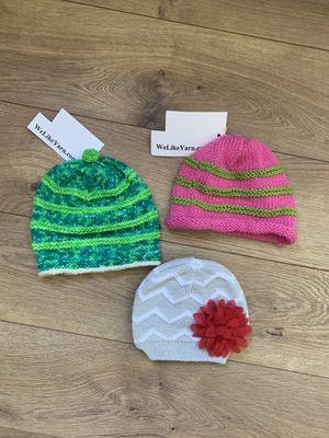Knit hats for Sale in Fair Oaks, CA