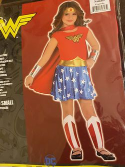 Wonder Girl Costume - Child Size Small for Sale in Naperville,  IL
