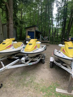 Jetskis for sale ~ Seadoo Three Seater GTI for Sale in Hazel Park, MI