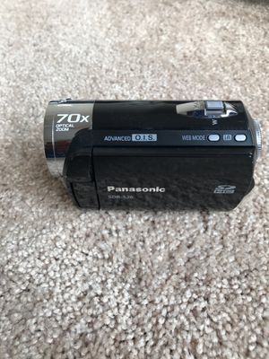 Panasonic Camcorder for Sale in Apex, NC