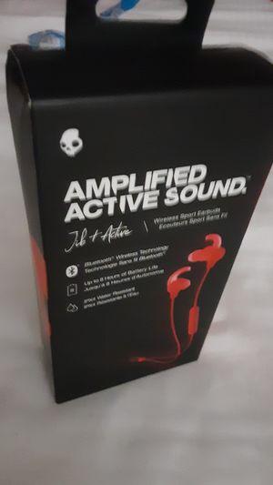 Skullcandy Jib+Active Wireless Sport Earbuds for Sale in Mocksville, NC