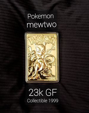 Pokemon trading card 23k GF for Sale in Puyallup, WA