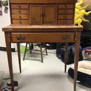 antique sewing table for Sale in Manchester, CT