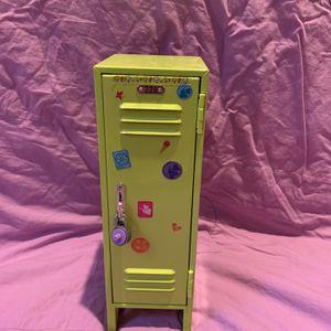 American Girl Doll School Locker Set for Sale in Gaithersburg, MD