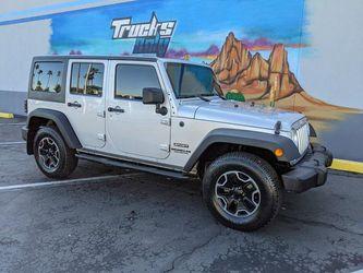 2011 Jeep Wrangler for Sale in Mesa,  AZ
