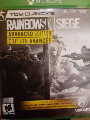 Rainbow Seige for Xbox for Sale in Chandler, AZ