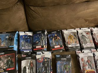 marvel legends for Sale in Los Angeles,  CA