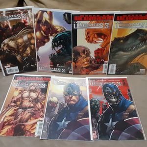 The Ultimates 3 #1-5 Comic Books for Sale in Los Angeles, CA