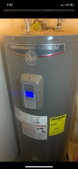 Water heater electric 50 gal for Sale in Las Vegas, NV