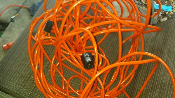 Industrial Extension Cord