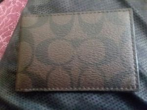 Mens Coach ID Wallet for Sale in Whittier, CA