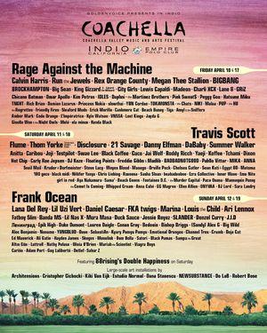 Hey! I'm selling 2 tickets for Coachella, weekend 2. for Sale in Pembroke Pines, FL