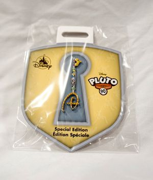 Disney Limited Edition Pluto 90th Anniversary Key Pin for Sale in Tumwater, WA