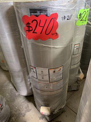 Water heater electrico p galones 6 meses de garantía for Sale in Los Angeles, CA