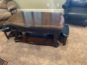 Coffee Table/Kids card table for Sale in Temecula, CA