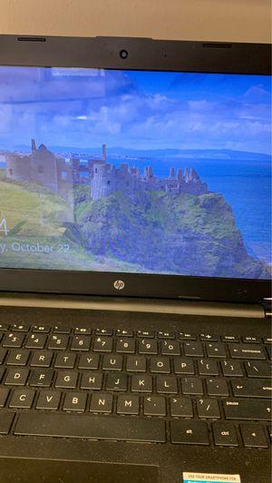 Hp laptop for Sale in Pasadena, TX