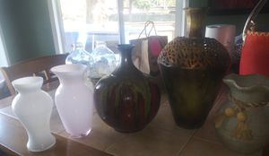 5 vases for Sale in Pacific, WA
