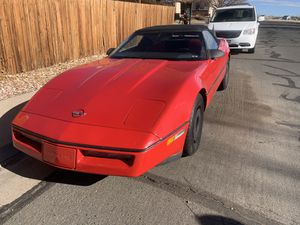 1987 Chevrolet Corvette for Sale in Brighton, CO