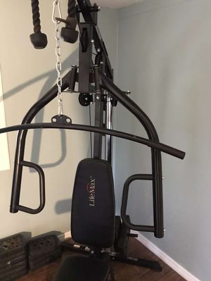 Lifemax marcy weight machine new!!! for Sale in Pinellas Park, FL