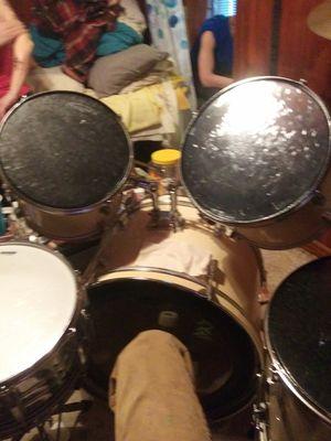 5 pc. drum set for Sale in Alton, IL
