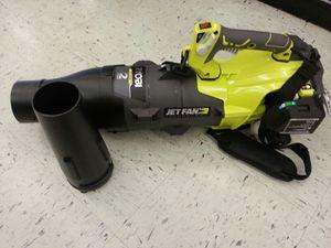 Ryobi leaf blower Jet fan Technology for Sale in Kissimmee, FL