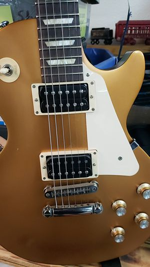 Gibson les Paul for Sale in Grand Prairie, TX