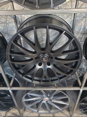20x8.5 verde v27 satin black wheels fits BMW Cadillac vw Audi mercedes rim wheel tire shop for Sale in Tempe, AZ