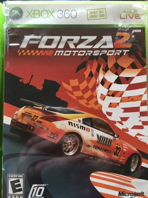 Forza Motorsport 2 for Xbox 360 for Sale in Seattle, WA