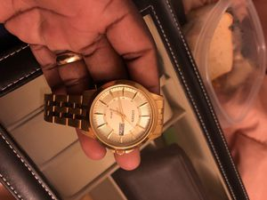 Gold plated Citizen Watch(used) classy timepiece for Sale in Alexandria, VA