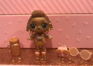 Rare Gold LOL Surprise Limited Edition Doll INSTAGOLD + Accessories for Sale in Miami, FL