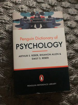 Dictionary of Psychology for Sale in Tampa, FL
