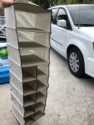 Cubes Closet organizer for Sale in Port St. Lucie, FL
