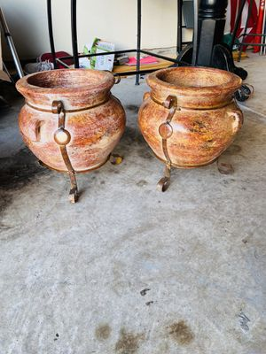 Mexican pots for Sale in Humble, TX