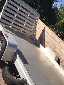 Aluma 68x10 Foot Toy Hauler for Sale in Menifee,  CA