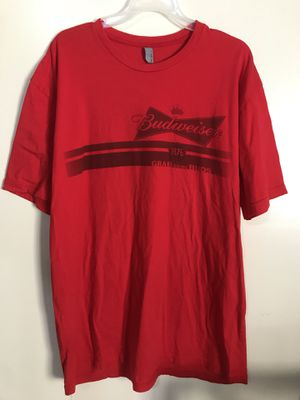 Budweiser beer next level T-shirt size xl tee for Sale in Clermont, FL