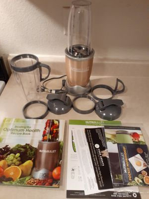 Nutribullet Rose Gold Special Edition New for Sale in Las Vegas, NV