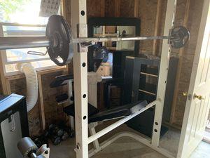 Weight bench squat, deadlift, bench for Sale in Manassas, VA