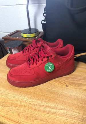 Suede nike Air Force 1 10 men's for Sale in Fayetteville, NC