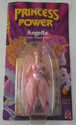 Princess of Power Angella Action Figure Mattel for Sale in Vallejo, CA