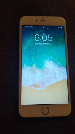 iPhone 6s plus for Sale in Independence, MO