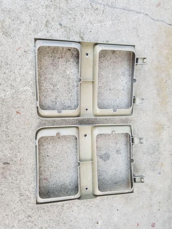 83-84 chevy c10 headlight bezels for Sale in Anaheim, CA - OfferUp