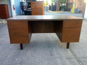 "Mid Century Modern ""Tanker"" Desk for Sale in Raleigh, NC"