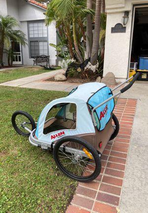 Allen sports bike trailer for Sale in Oceanside, CA
