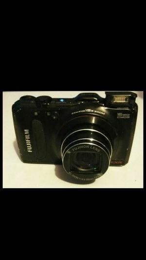 Fujifilm FinePix F550EXR Black Digital Camera for Sale in Pasadena, CA