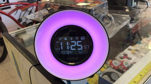 La cross alarm clock with sounds—new!! for Sale in Sacramento, CA