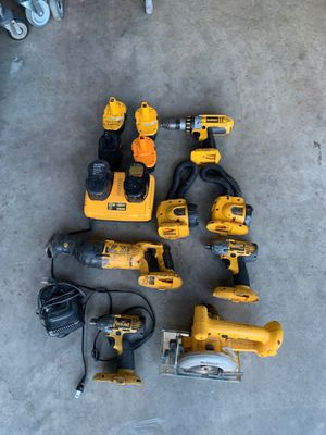 Dewalt 18 volt kit for Sale in Los Banos, CA